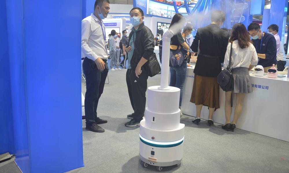 创新融合 智造未来   锐曼机器人亮相第22届高交会-ITNEWS